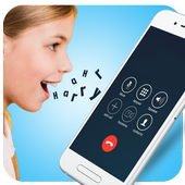 Voice Phone Call Dialer,  Speak and Dial Call icon