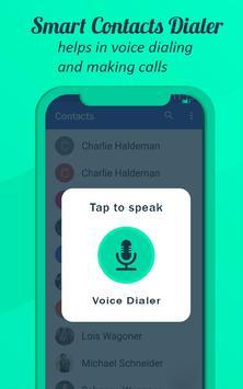 Voice Phone Call Dialer,  Speak and Dial Call screenshot 1
