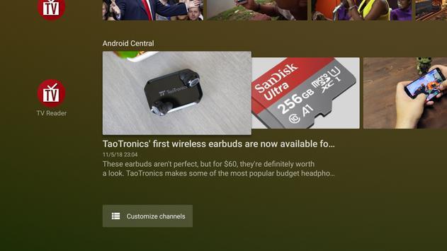 TV Reader screenshot 2