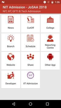 NIT Admission screenshot 14