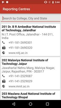 NIT Admission screenshot 21