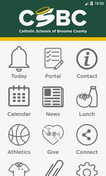 Catholic Schools of Broome County - Official App poster