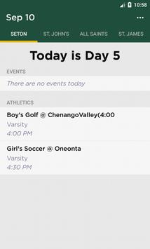 Catholic Schools of Broome County - Official App screenshot 10