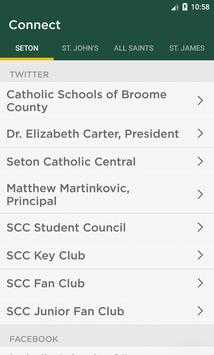 Catholic Schools of Broome County - Official App screenshot 11