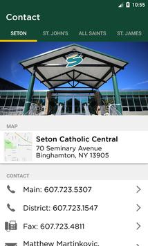 Catholic Schools of Broome County - Official App screenshot 1
