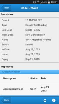 Amanda 6 Contractor App screenshot 3