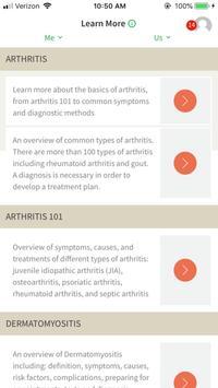 ArthritisPower screenshot 4