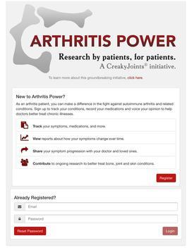 ArthritisPower screenshot 6
