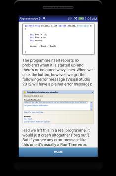 Learn C# - .Net - C Sharp Programming Tutorial App screenshot 19