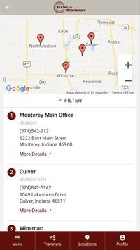 First National Bank Monterey screenshot 2