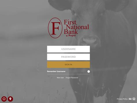 First National Bank Hereford for Android - APK Download