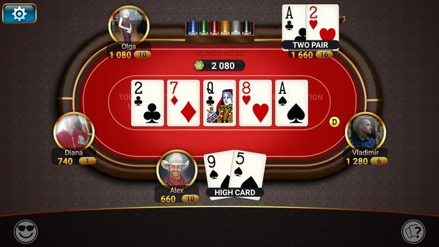 Poker Championship screenshot 1