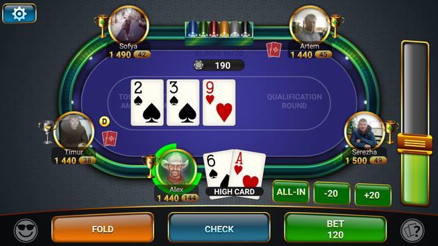 Poker Championship screenshot 2