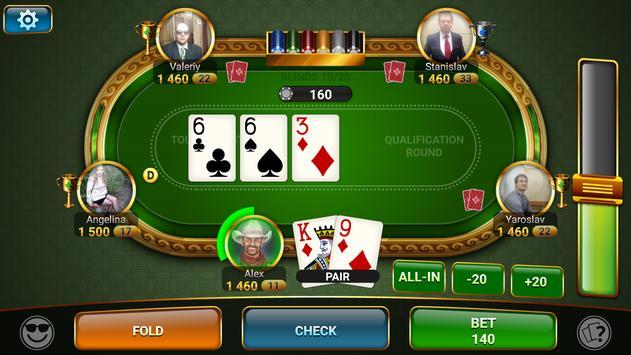 Poker Championship screenshot 3