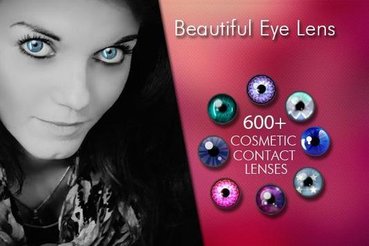 Change Hair And Eye Color screenshot 4