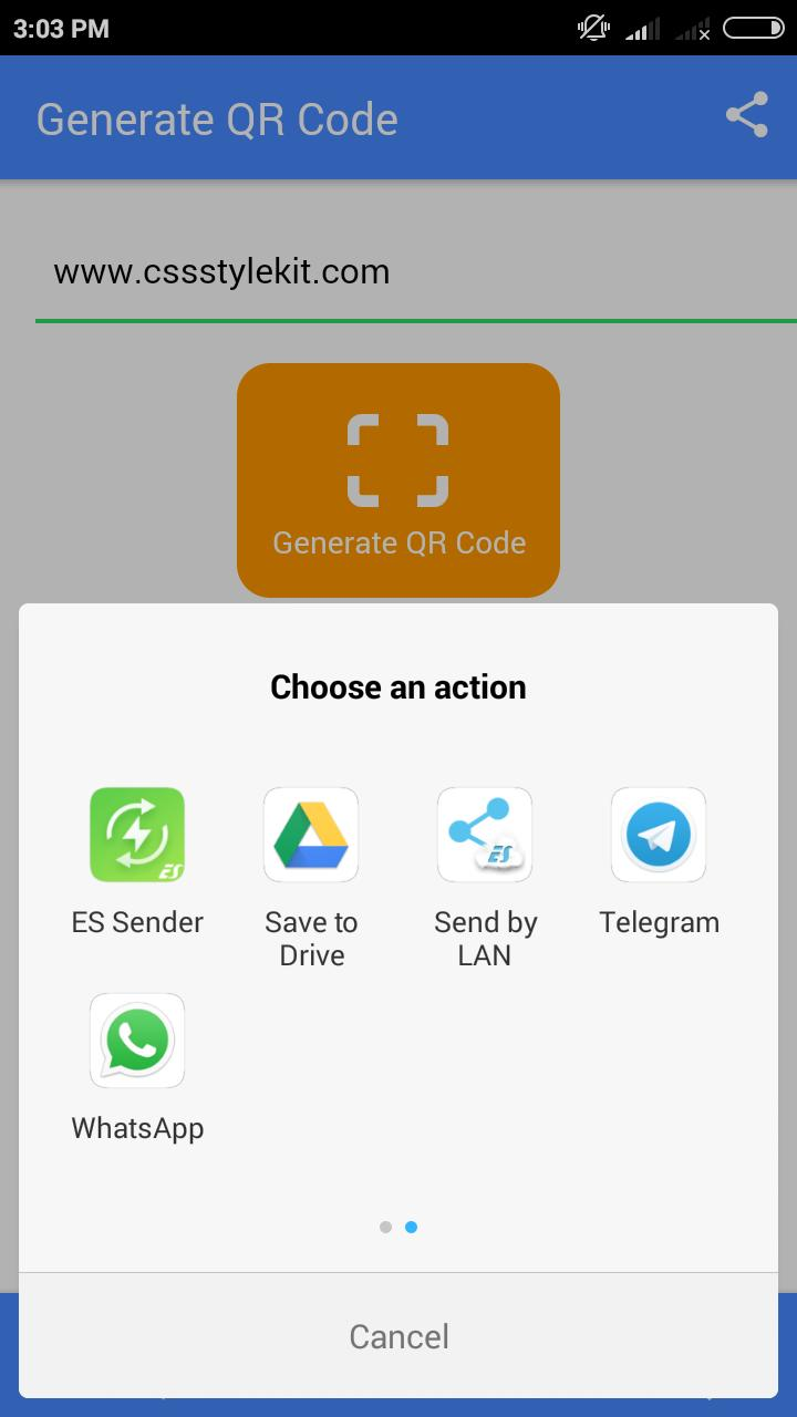 QR Code Generator online for free for Android - APK Download