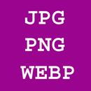 Jpg<>Png<>Webp - Image Converter & Resizer APK