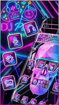 DJ Skull  Rock Music Theme screenshot 6