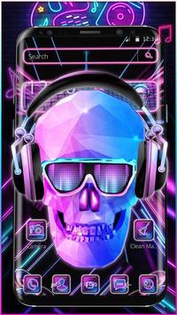 DJ Skull  Rock Music Theme screenshot 1