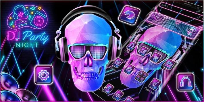 DJ Skull  Rock Music Theme screenshot 3