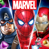 MARVEL Puzzle Quest: Join the Super Hero Battle! on pc