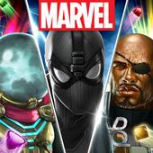 Marvel Puzzle Quest иконка
