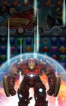 Marvel Puzzle Quest скриншот 16