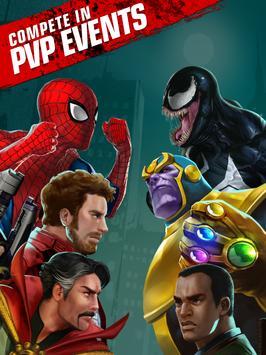 Marvel Puzzle Quest скриншот 9