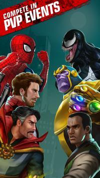 Marvel Puzzle Quest скриншот 3
