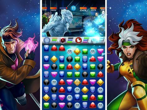 MARVEL Puzzle Quest: Join the Super Hero Battle! screenshot 15