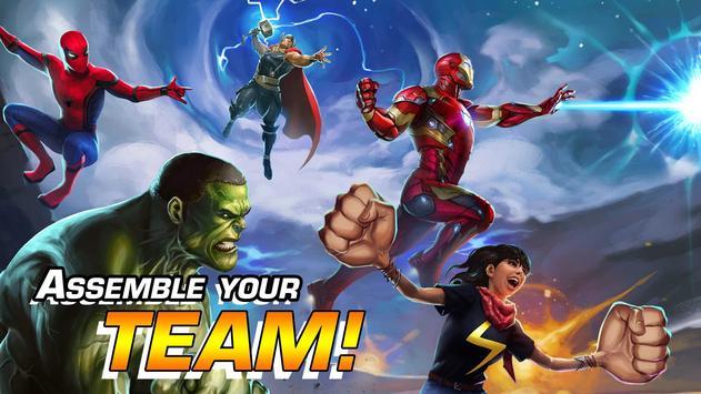 MARVEL Puzzle Quest: Join the Super Hero Battle! screenshot 16