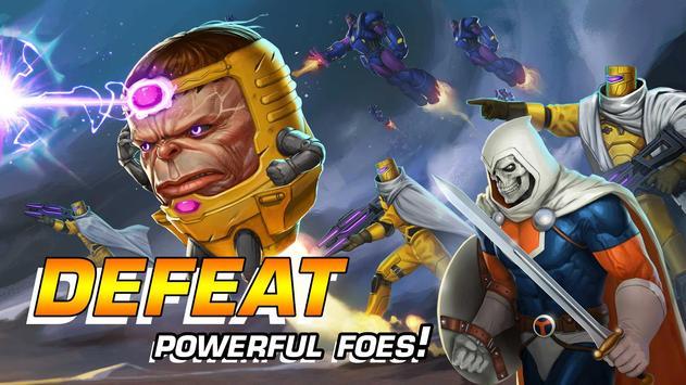 MARVEL Puzzle Quest: Join the Super Hero Battle! screenshot 17