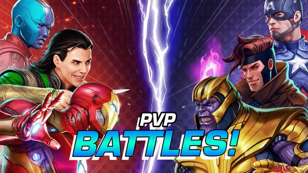 MARVEL Puzzle Quest: Join the Super Hero Battle! screenshot 19