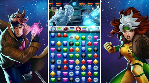 MARVEL Puzzle Quest: Join the Super Hero Battle! screenshot 23