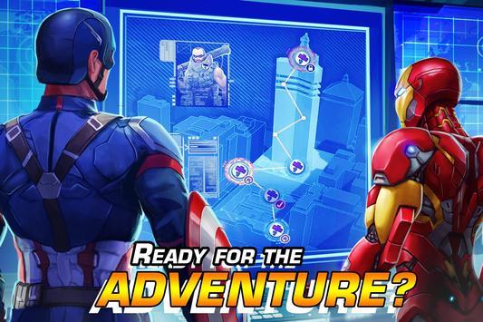 MARVEL Puzzle Quest: Join the Super Hero Battle! screenshot 2