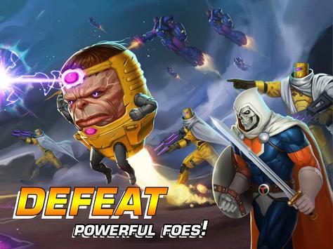 MARVEL Puzzle Quest: Join the Super Hero Battle! screenshot 9