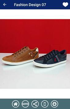 Men Sneakers Designs screenshot 4