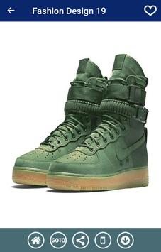 Men Sneakers Designs screenshot 6