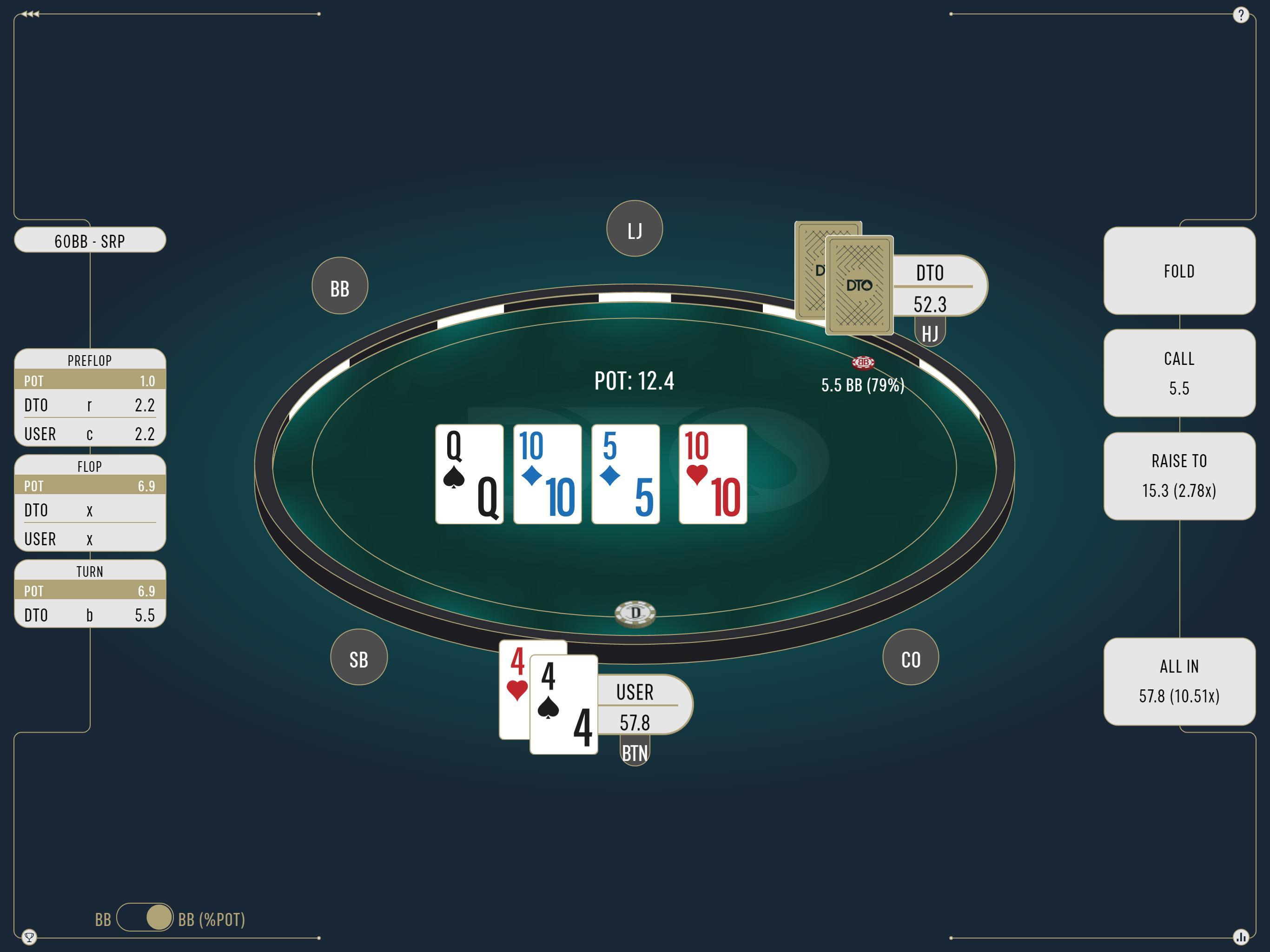 тренажер для игры в покер онлайн