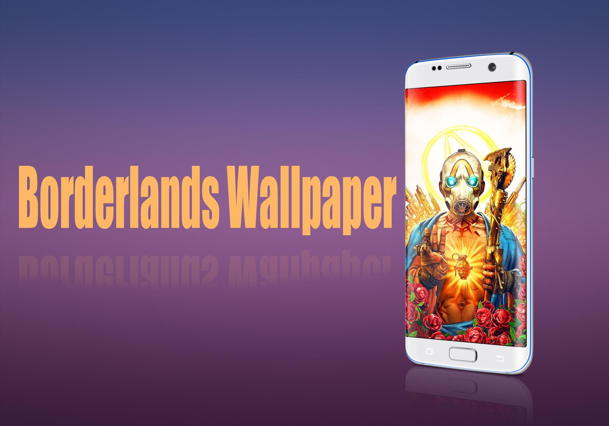 4k And Hd Borderlands Wallpaper For Android Apk Download