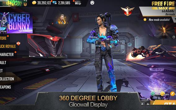 Garena Free Fire MAX - Rampage screenshot 11