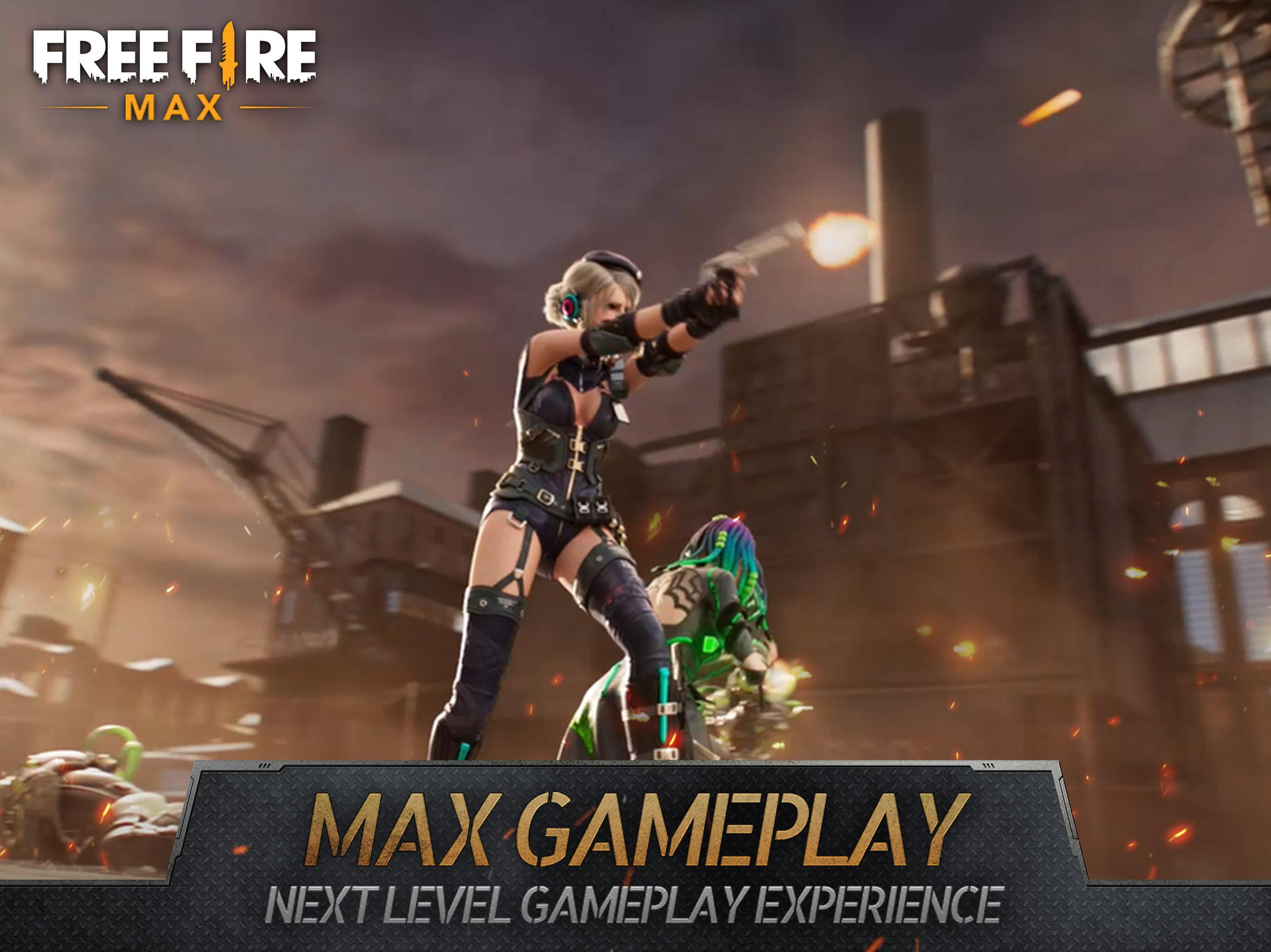 Garena Free Fire Max For Android Apk Download