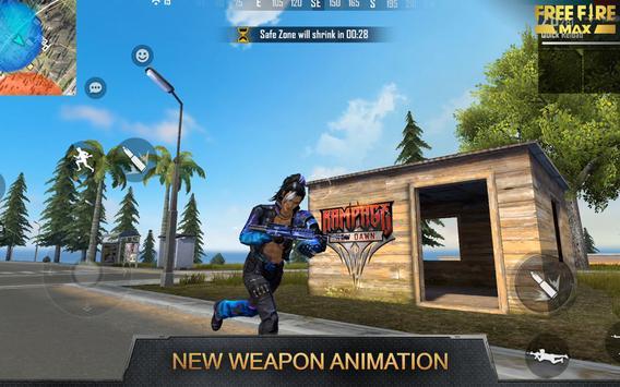Garena Free Fire MAX - Rampage screenshot 5