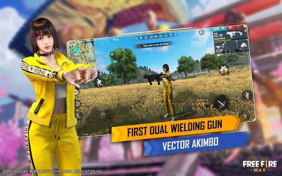 Garena Free Fire MAX capture d'écran 9