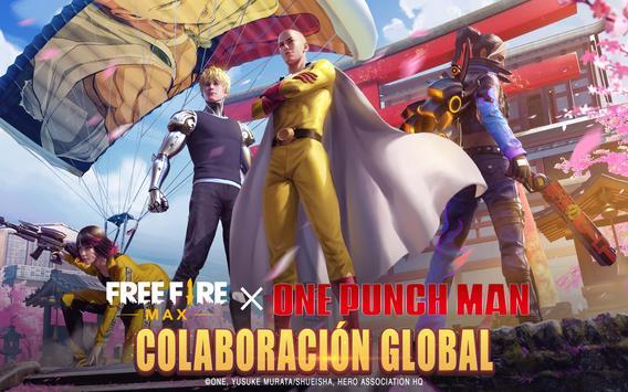 Garena Free Fire MAX Poster