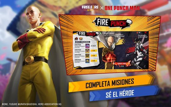 Garena Free Fire MAX captura de pantalla 8