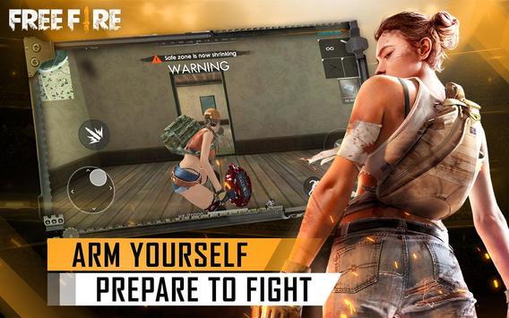 Garena Free Fire स्क्रीनशॉट 5