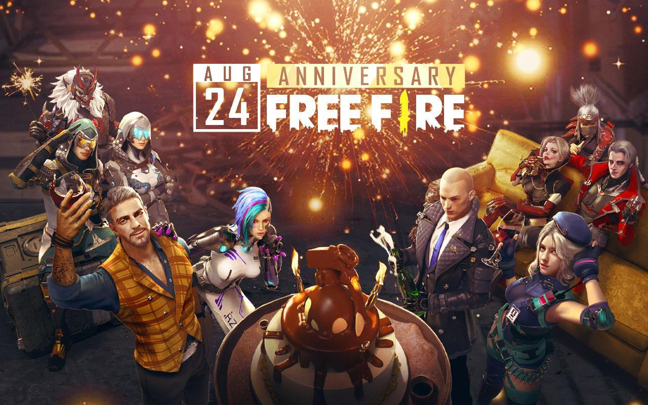 Garena Free Fire - Anniversary for Android - APK Download