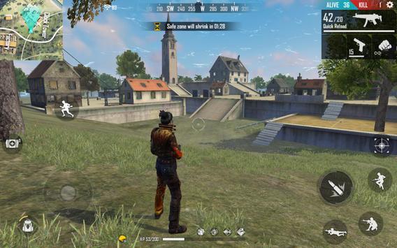 Garena Free Fire: Rampage screenshot 5