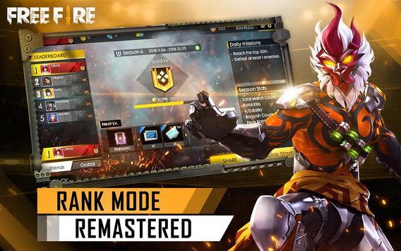 Garena Free Fire स्क्रीनशॉट 8